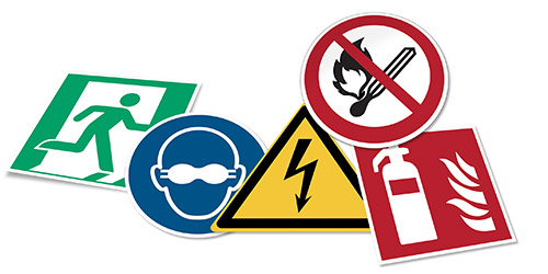 ISO 7010 Safety Signs